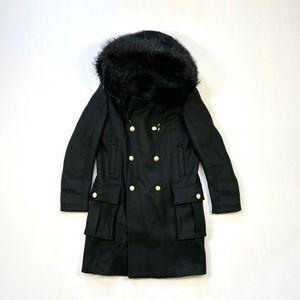 Balmain coat - 50